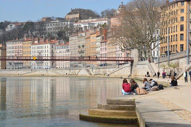 Séjour à Lyon